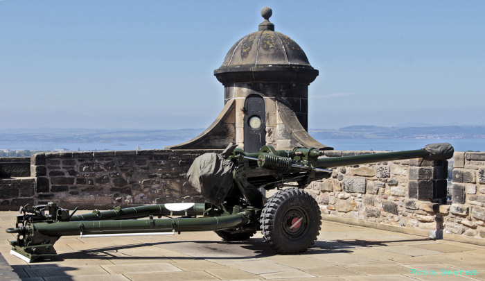 One O'Clock Gun (multiple)