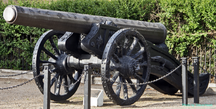 1524 Turkish Cannon