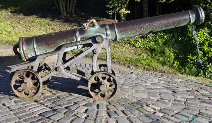 1624 Portuguese Cannon