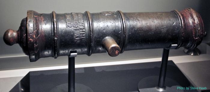 1642 Cannon