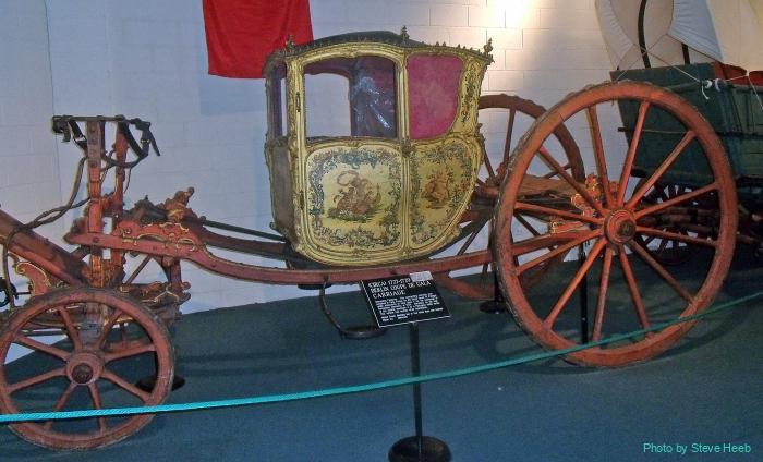 1727 Berlin Coupe De Gala Carriage