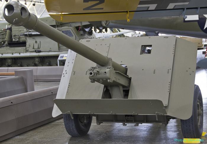 17-pound anti-tank gun