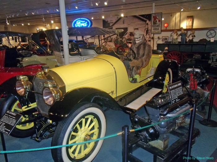 1914 Locomobile Model 48 Speedster