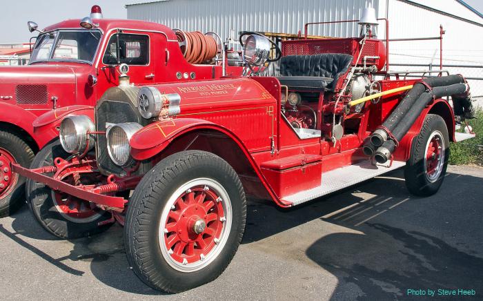 1925 Pumper Fire Engine