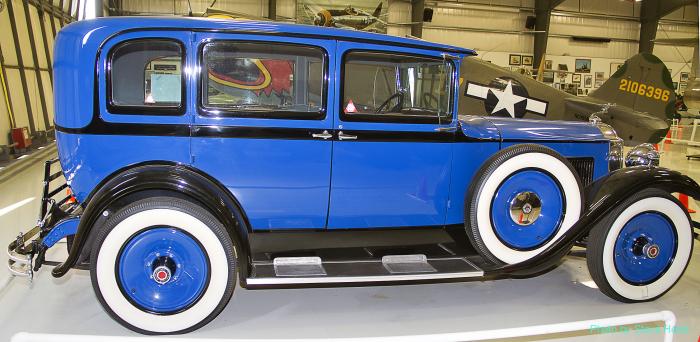1930 Packard Eight