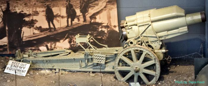 21cm Howitzer