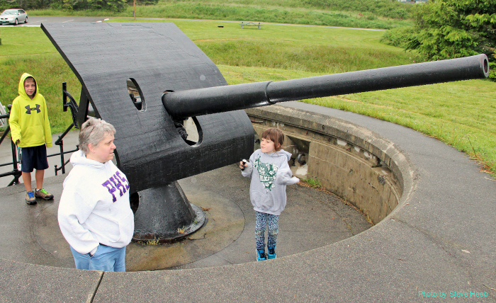 3-in. Coastal Defense Guns
