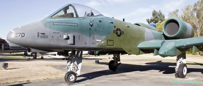 A-10 Thunderbolt II (multiple)