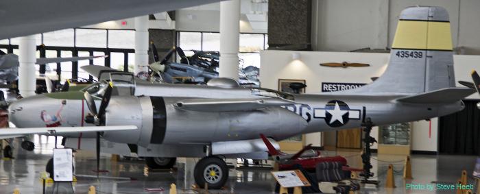 A-26 Invader (multiple)