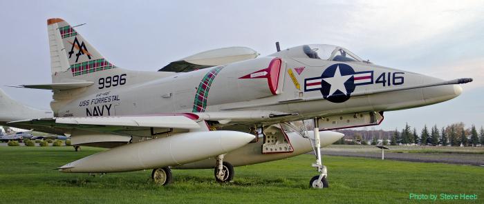 A-4 Skyhawk (multiple)