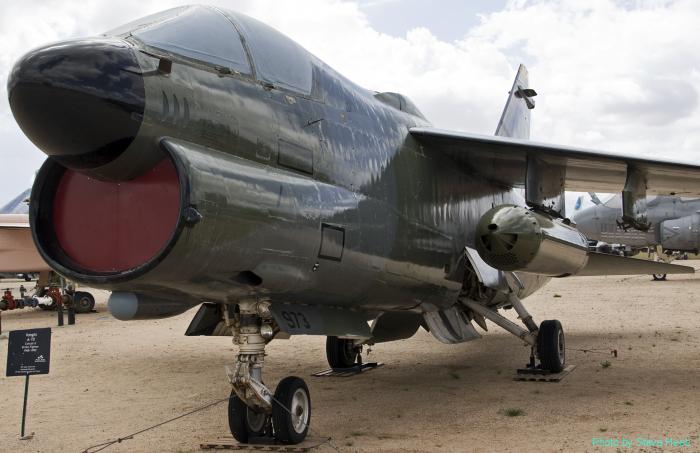 A-7 Corsair II (multiple)