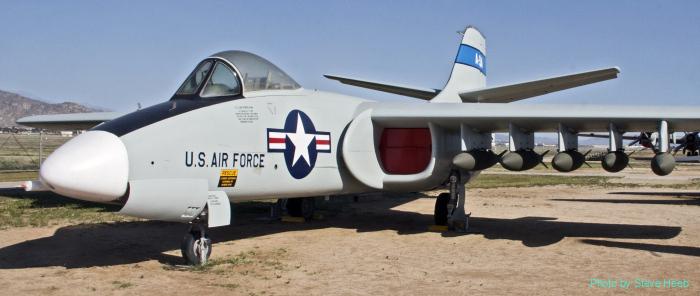 A-9A Northrup prototype