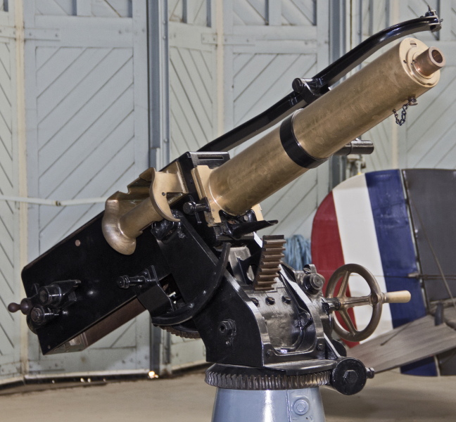 1-pound Anti-aircraft Gun