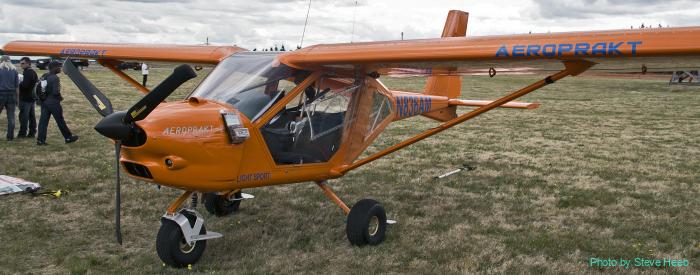 Aeroprakt A22LS Foxbat