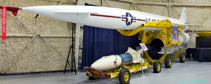 AGM-28 Hound Dog (multiple)