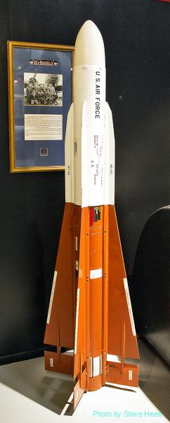 AIM-4 Falcon missile