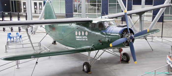 Antonov AN-2 Colt (multiple)