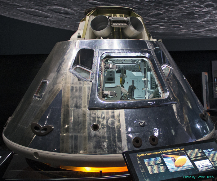 Apollo Command Module 007A