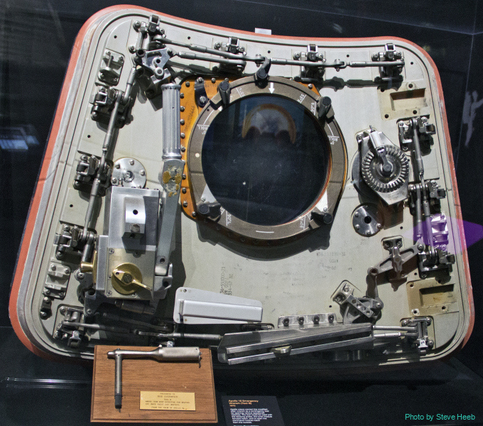 Apollo 16 Hatch