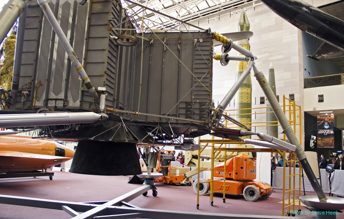 Apollo Lander Module (multiple)