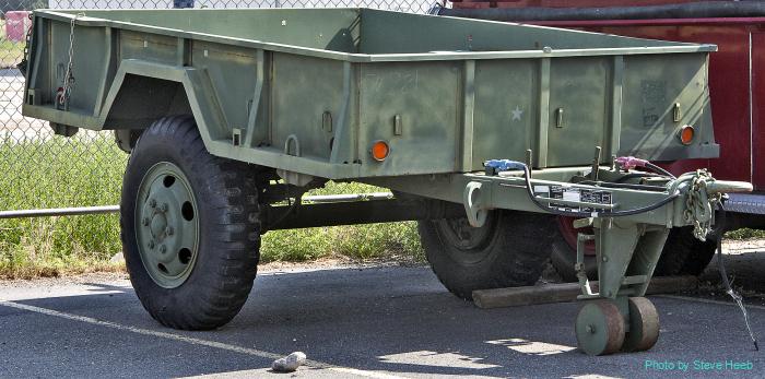 M105 Cargo Trailer