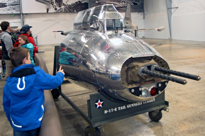 B-17E 41-9210 project at FHC