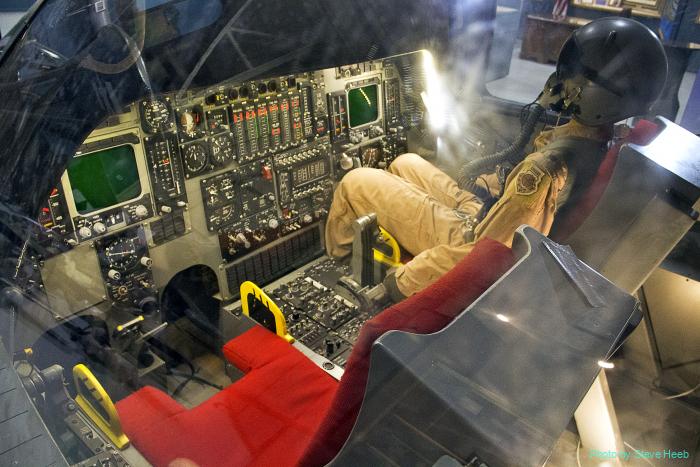 B-1 Training Simulator