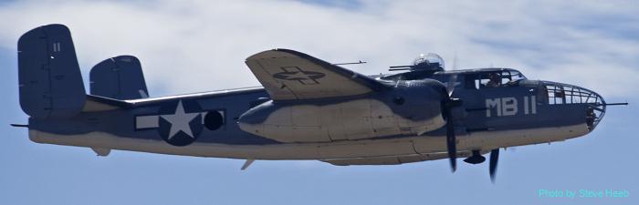 B-25 Mitchell (multiple)