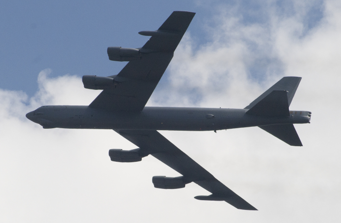 B-52 Stratofortress (multiple)