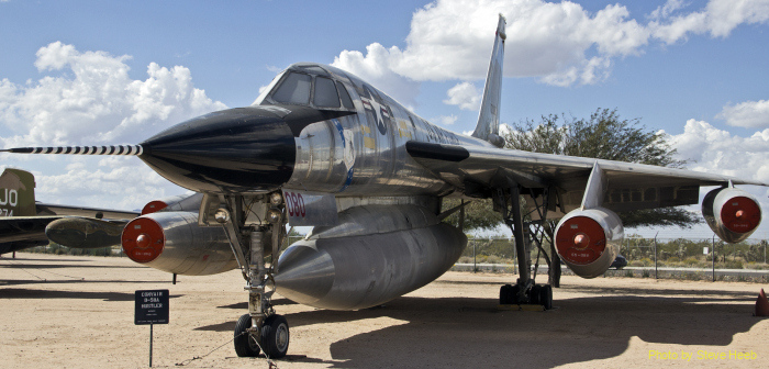 B-58 Hustler (multiple)