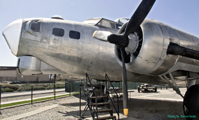 B-17G 44-83684 Picadilly Lilly II