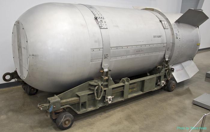 B53 Atomic Bomb
