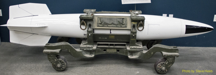 B57 Nuclear Bomb (multiple)