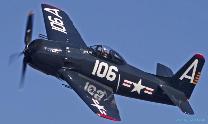 F8F Bearcat (multiple)