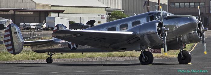Beechcraft Model 18 Twin Beech (Multiple)