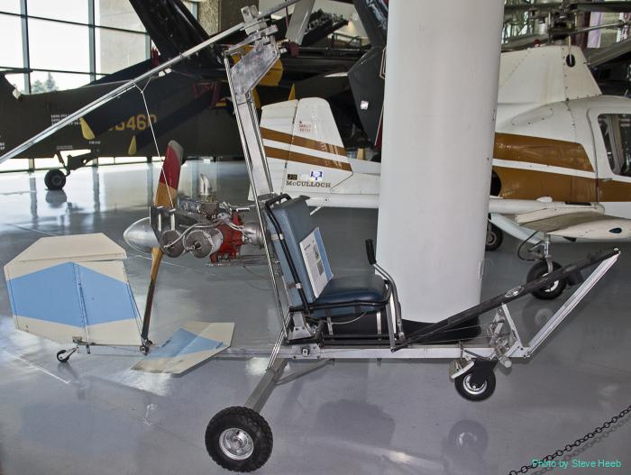 Benson B-8M Gyrocopter