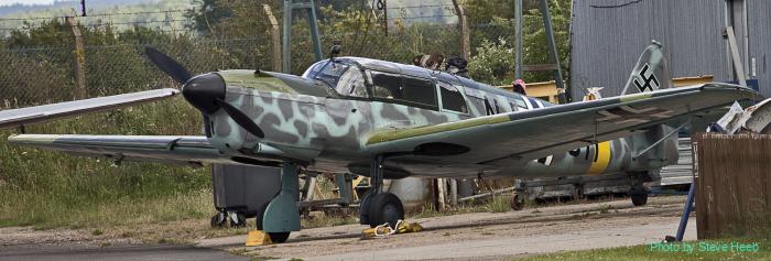 Messerschmitt Bf-108