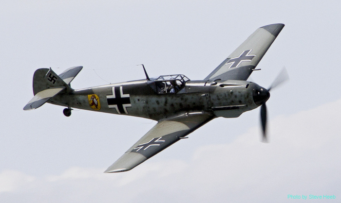 Messerschmitt Bf-109E (multiple)