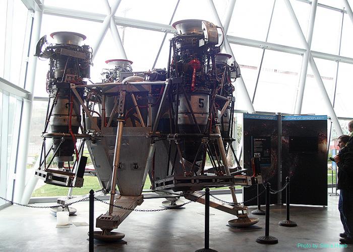 Blue Origin Test Vehicle: Charon
