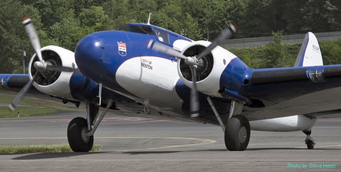 Boeing 247D