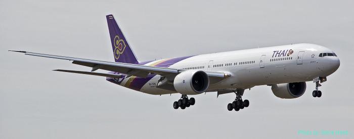 Boeing 777 (multiple)