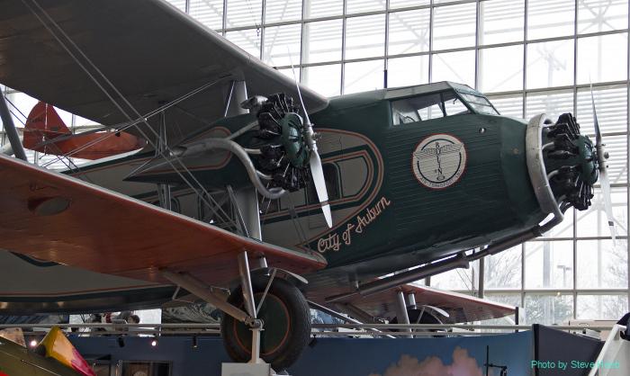Boeing 80-1 Trimotor