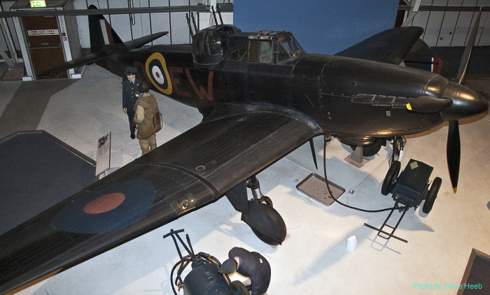 Boston Paul Defiant