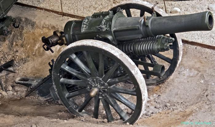 British 6-inch Howitzer