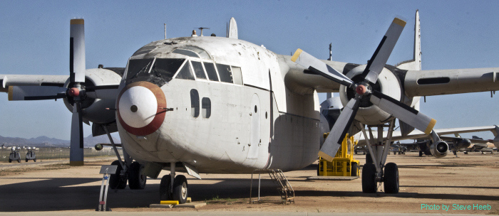C-119 Flying Boxcar (multiple)