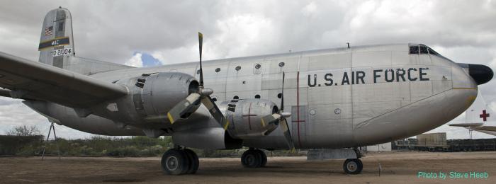 C-124 Globemaster II (multiple)