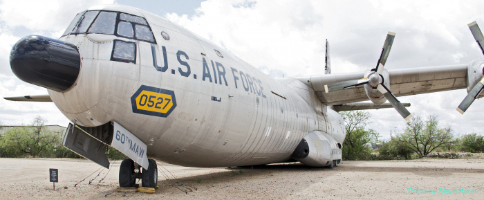 C-133 Cargomaster (multiple)