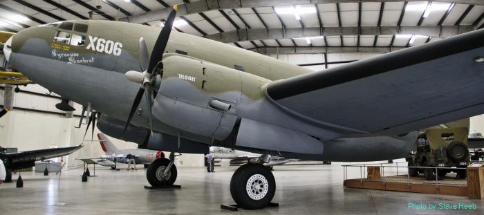 C-46 Commando (multiple)
