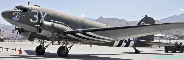 C-47 Skytrain-Dakota and DC-2/3 (multiple)