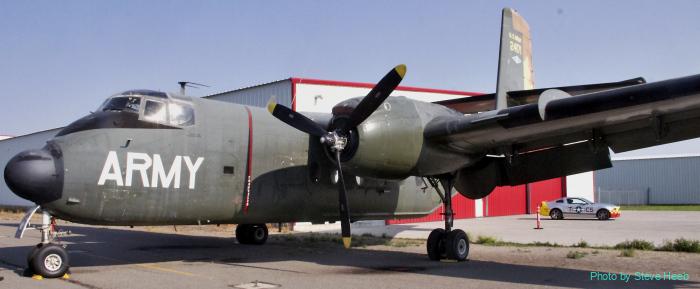 C-7A / DHC-4 Caribou (multiple)